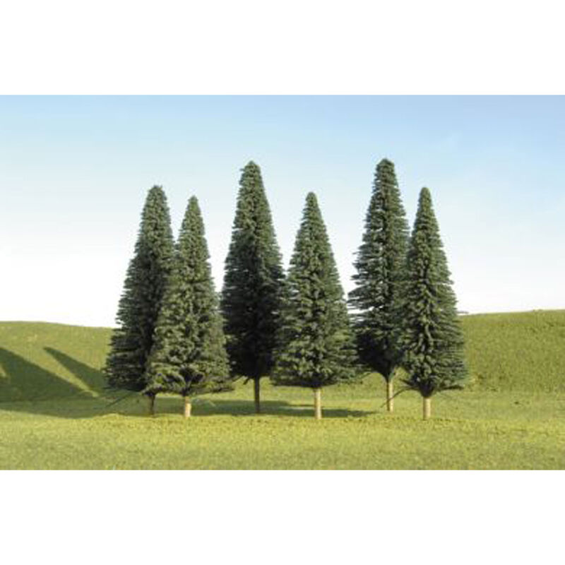 "Scenescapes Pine Trees, 8-10"" (3)"