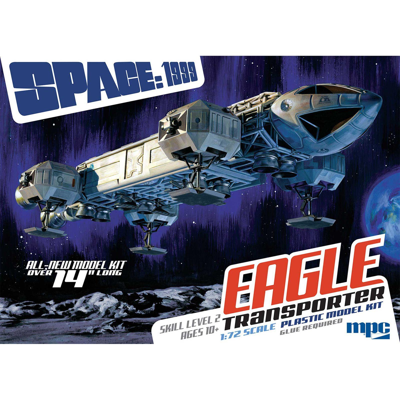 "1/72 Space 1999 Eagle Transporter 14"""