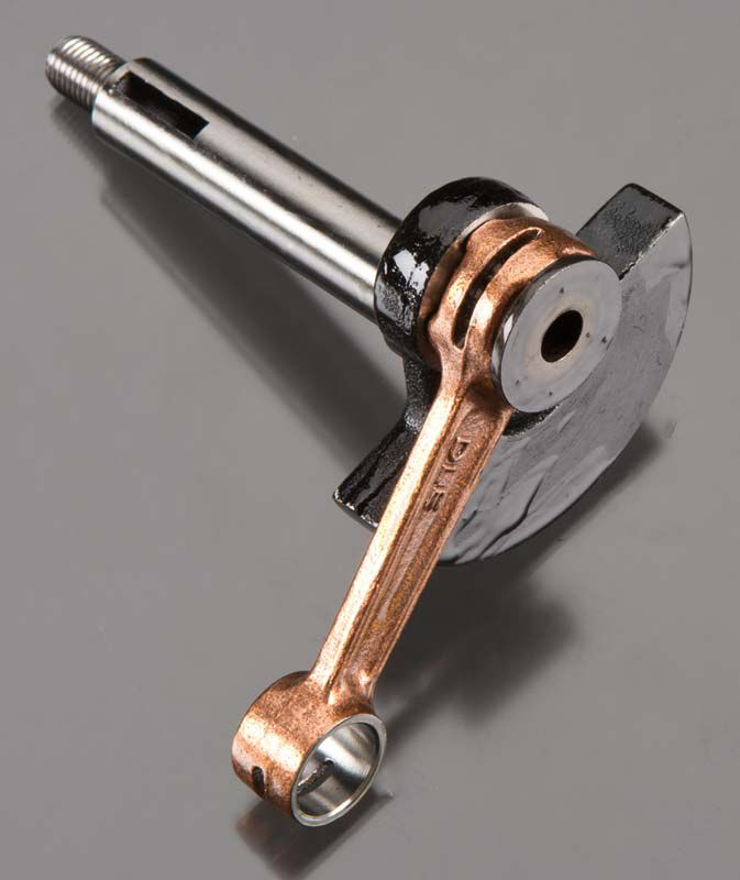 Crankshaft with Connecting Rod: DLE-30