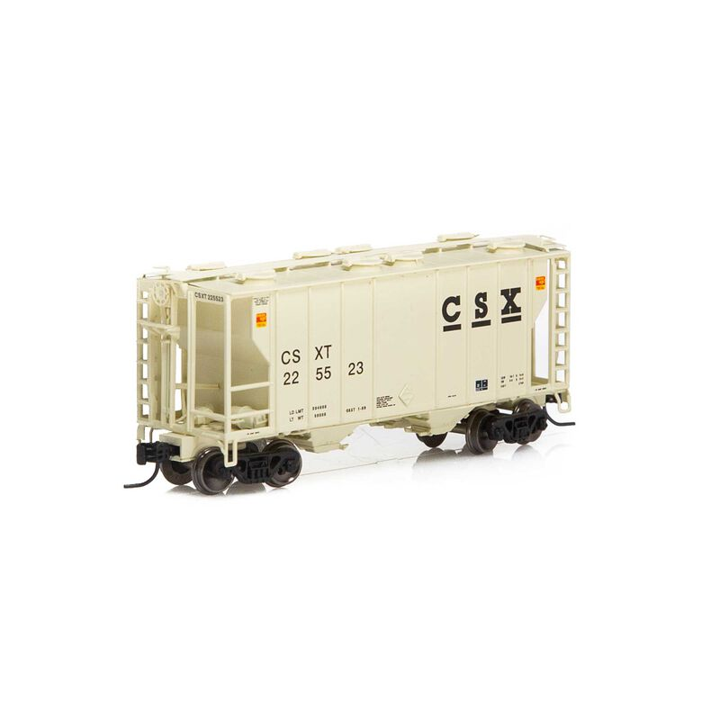 N PS-2 2600 Covered Hopper CSX #225523