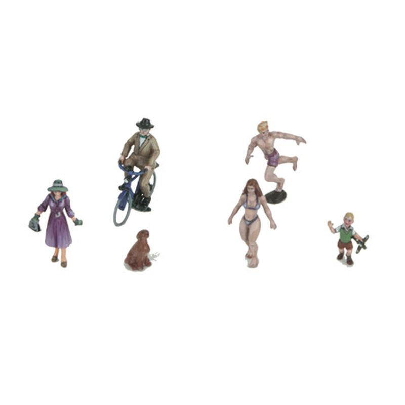 O Assorted Figures #12-1 (6)