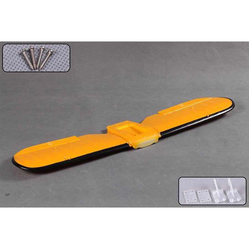 Low Wing: Waco Yellow