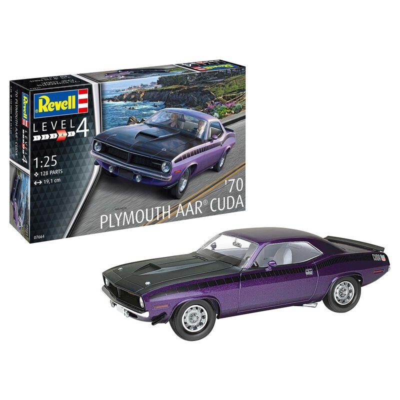1/25 1970 Plymouth AAR Cuda