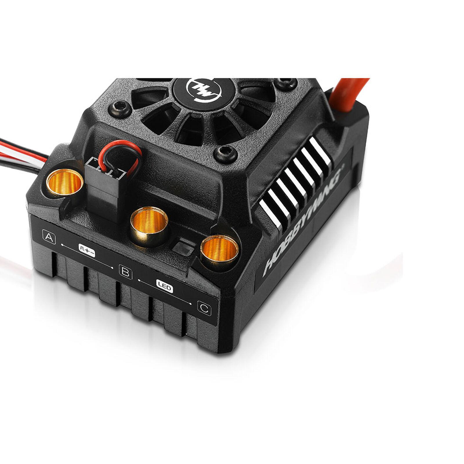 Max8 150A Sensorless RTR ESC: 1/8