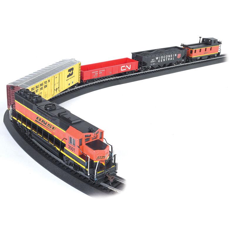 HO Rail Chief Set