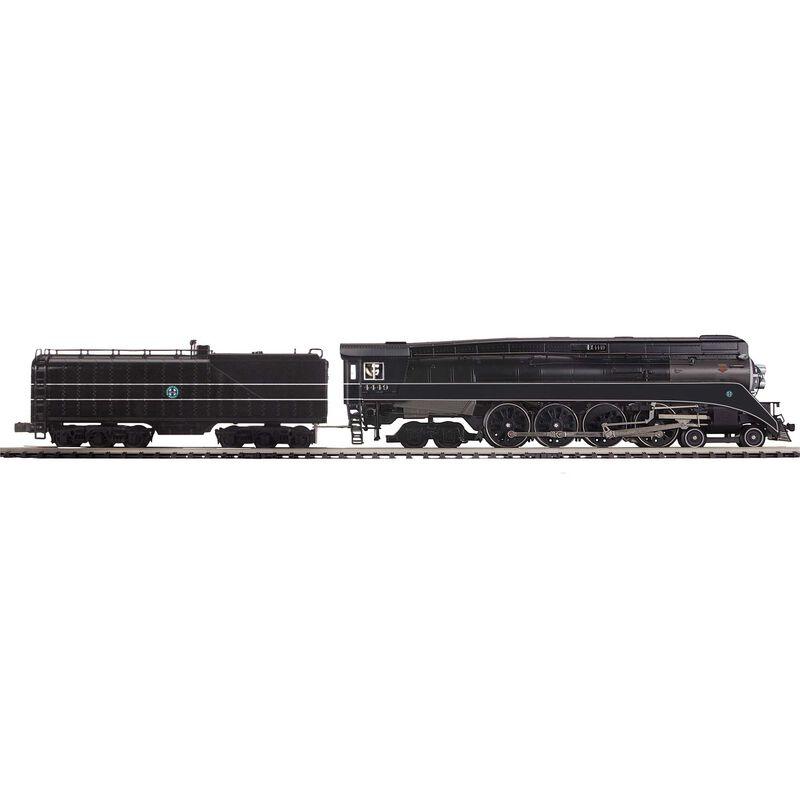 O Hi-Rail 4-8-4 GS-4 w PS3 BNSF #4449
