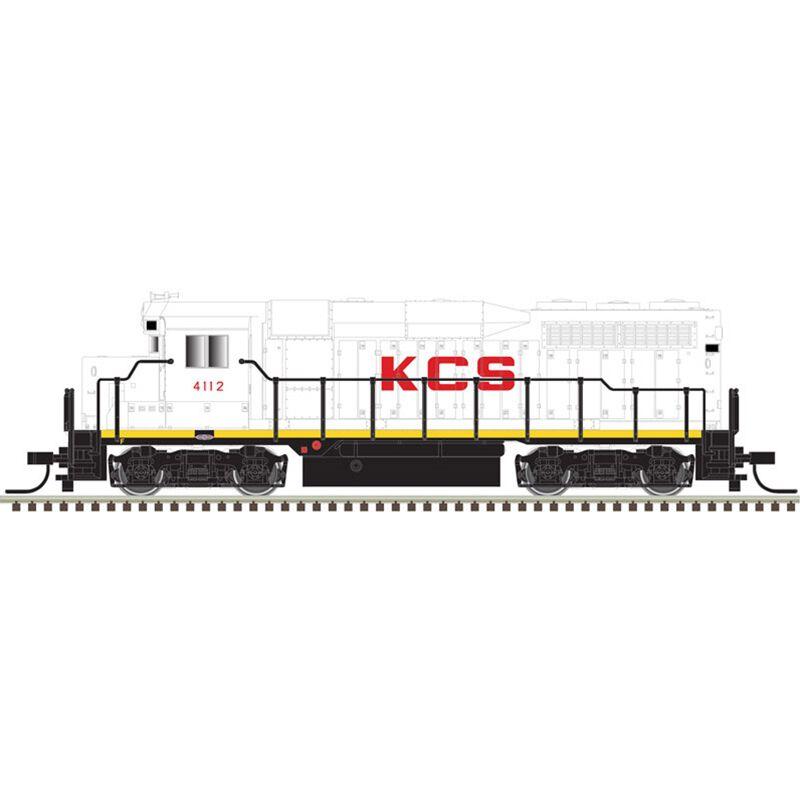 N GP30 Phase I w DCC & Sound KCS #4103
