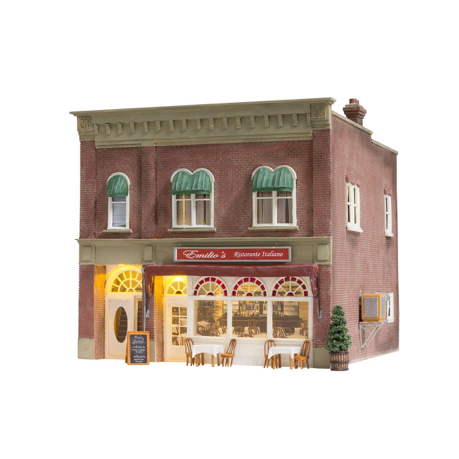N Built-Up Emilio's Italian Restaurant
