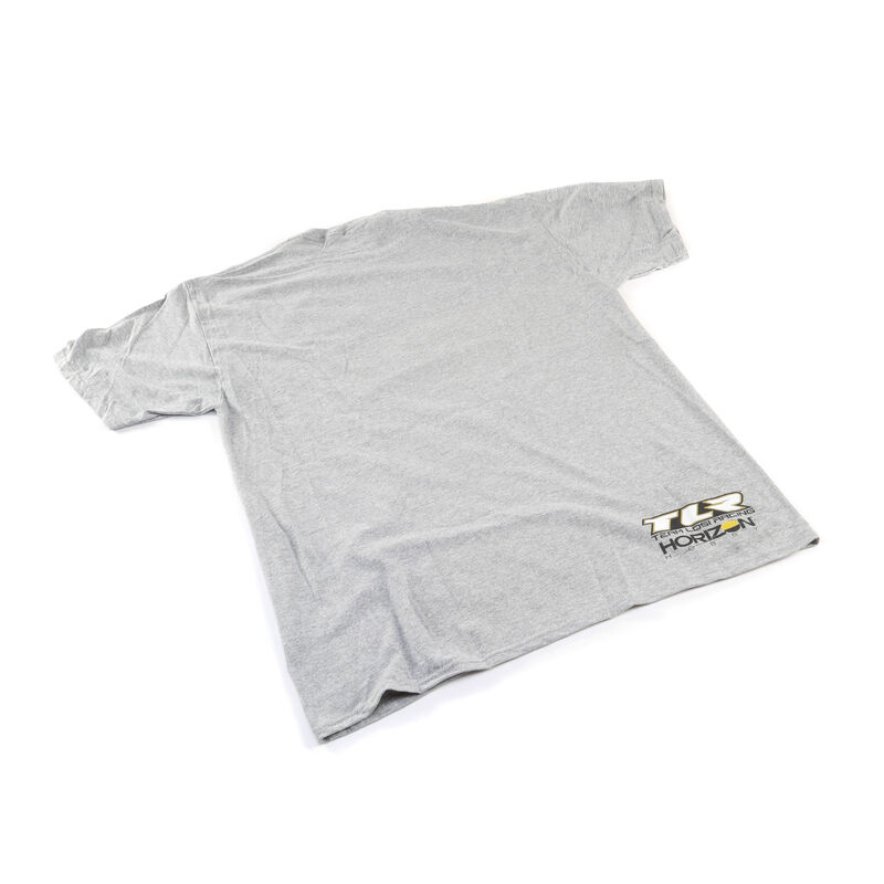 4.0 Grey T-Shirt, Medium