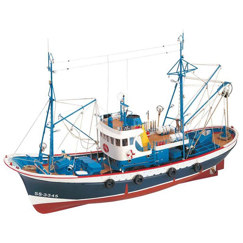 1 50 Marina II Wooden Model Ship Kit