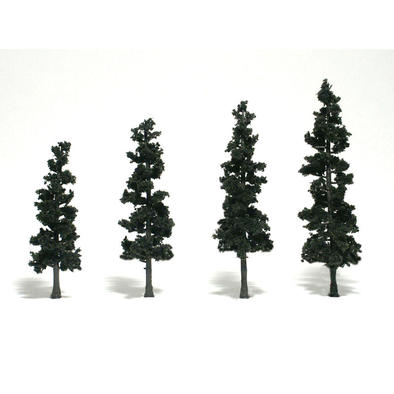 "Ready-Made Pine, 4-6"" (4)"