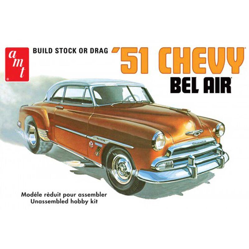 1/25 1951 Chevy Bel Air