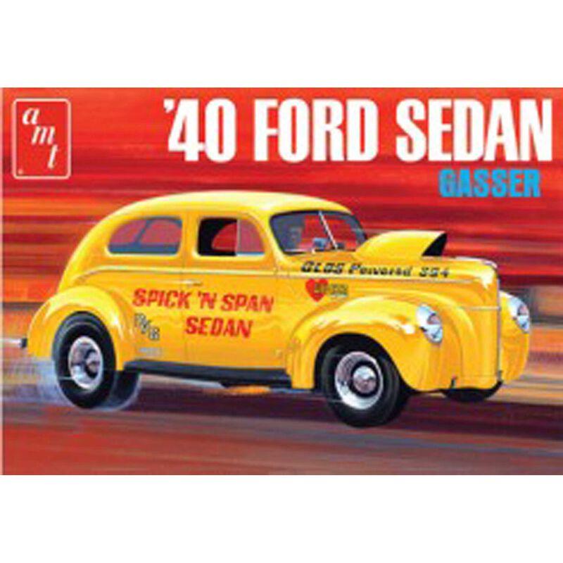 1 25 1940 Ford Sedan OAS