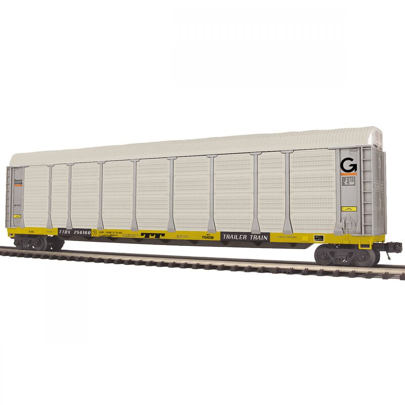 O Corrugated Auto Carrier B&M TTBX #256160