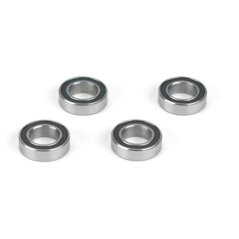 8x14x4 Rubber Sealed Ball Bearing (4)