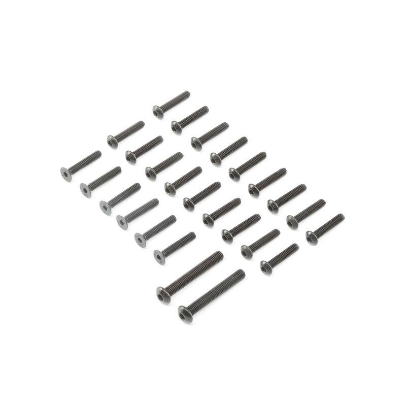 Roll Cage Screw Set: DBXL-E