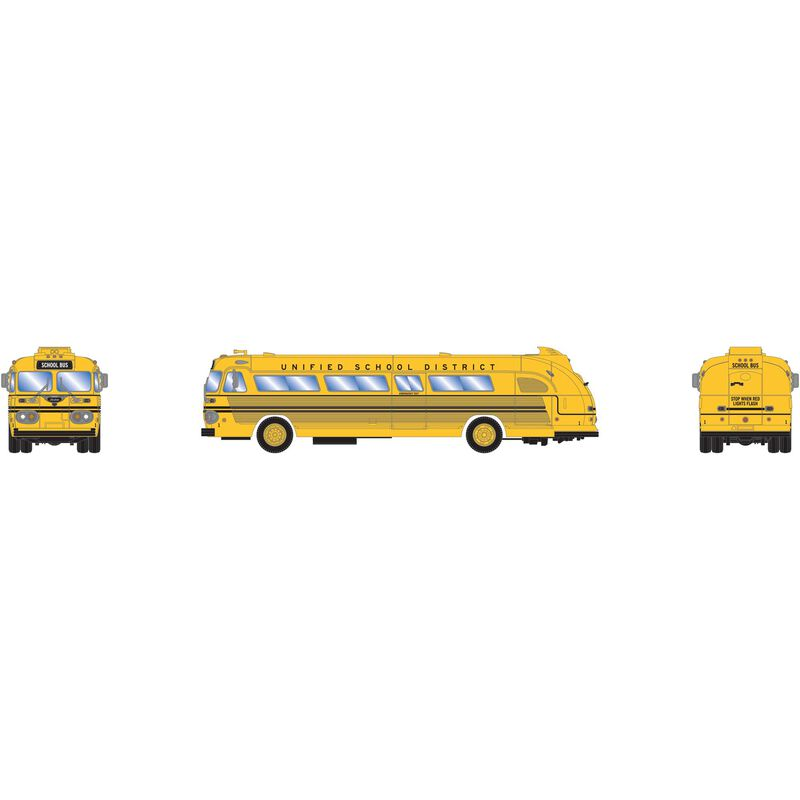 N Intercity Bus Unified School District #1