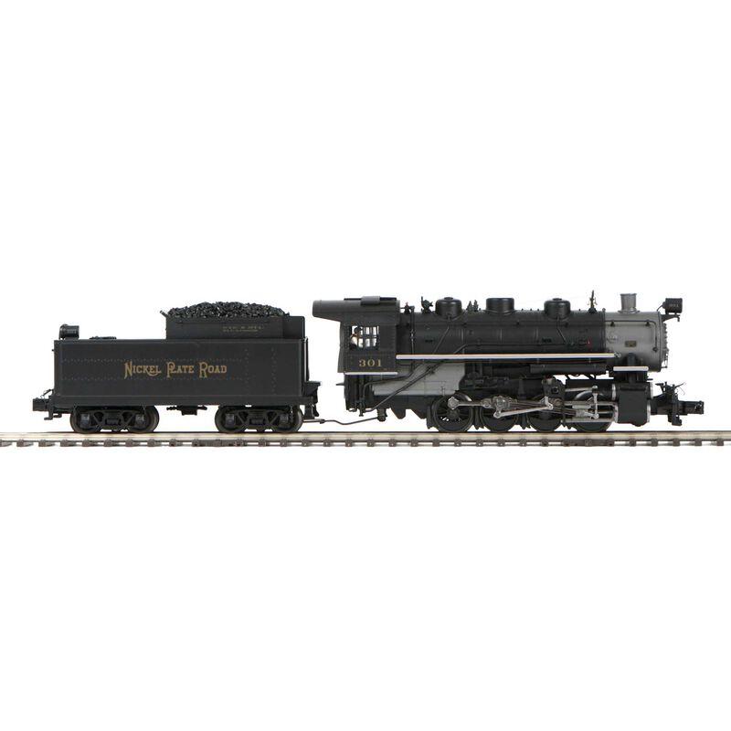 O Hi-Rail 0-8-0 w PS3 NKP #272