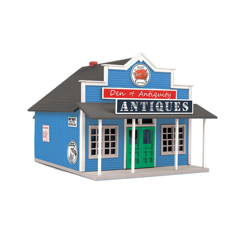 O Den of Antiquity Country Store