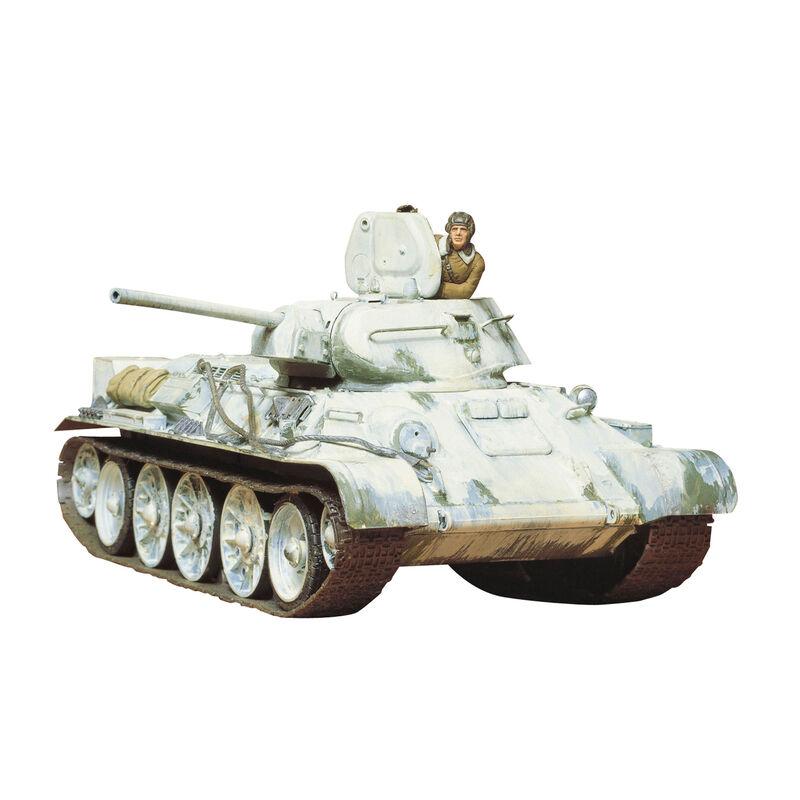 1/35 Russian T34/76 1942