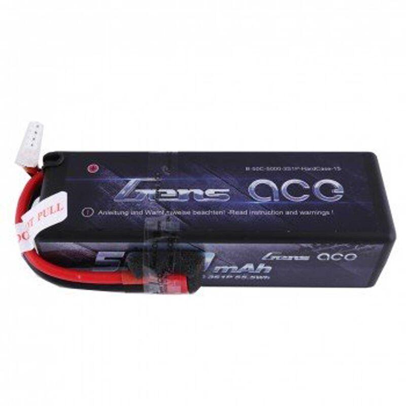 11.1V 5000 Capacity 3S Voltage 50C LiPo, Deans