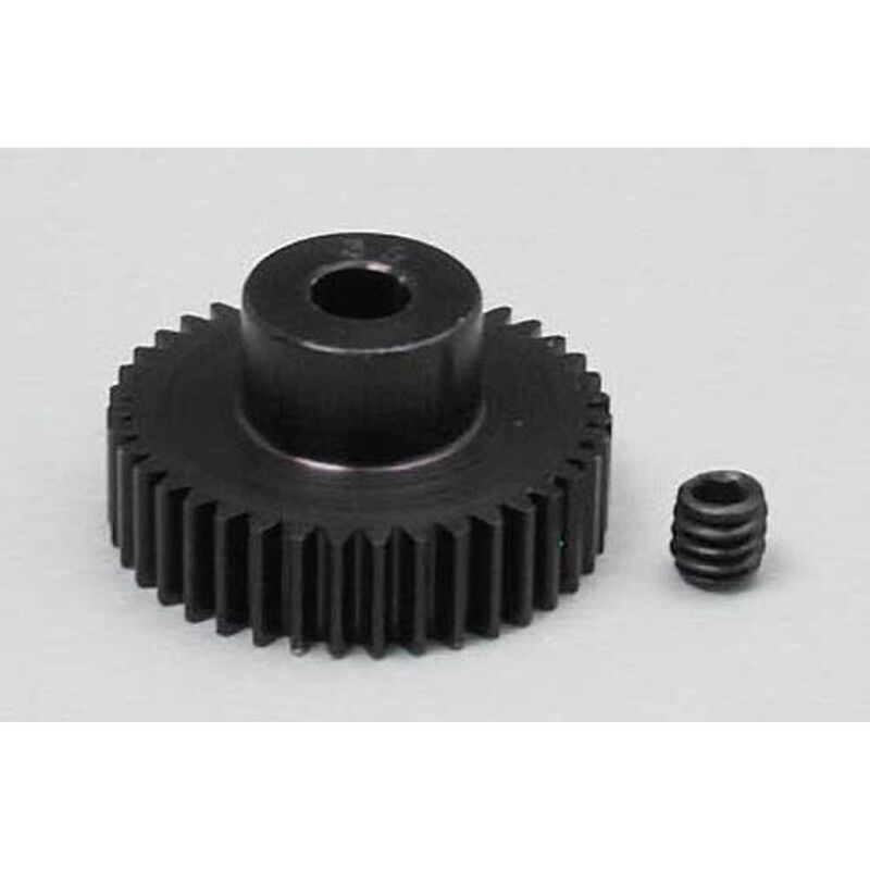 64P Hard Coated Aluminum Pro Pinion Gear, 39T