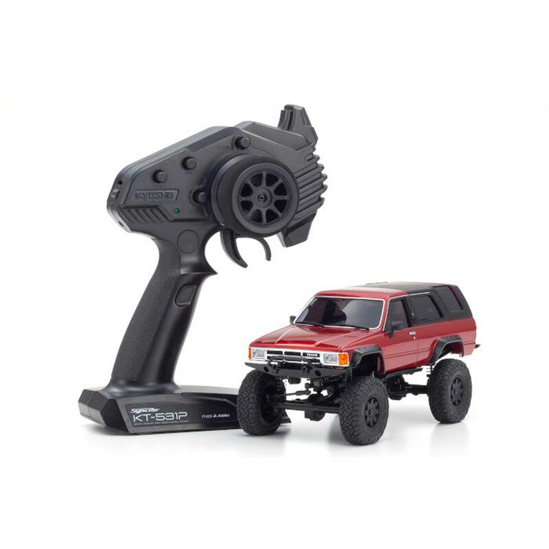 MINI-Z 4X4 4Runner, Red