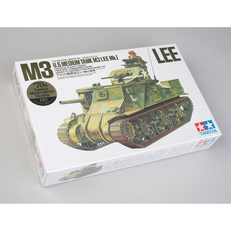 1/35 US M3 Tank Lee