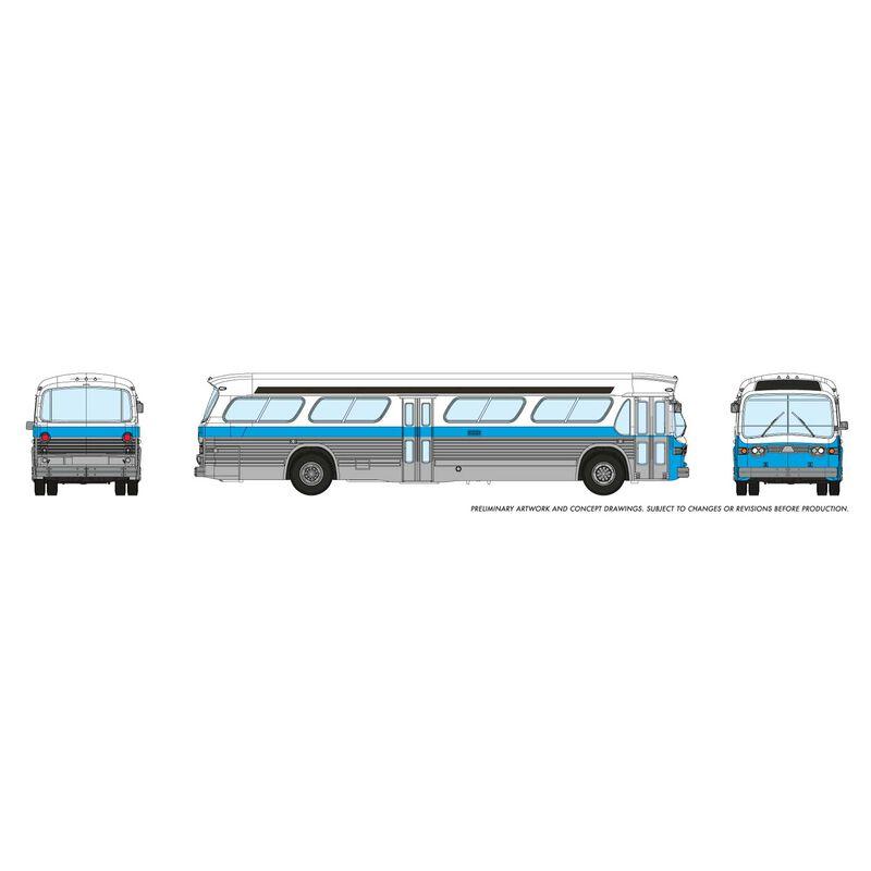 N 1/160 New Look Bus - Montreal
