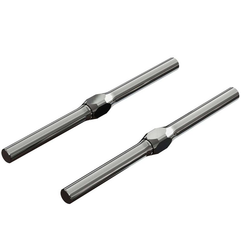Steel Turnbuckle 4x63mm, Black: 4x4 775 BLX 4S