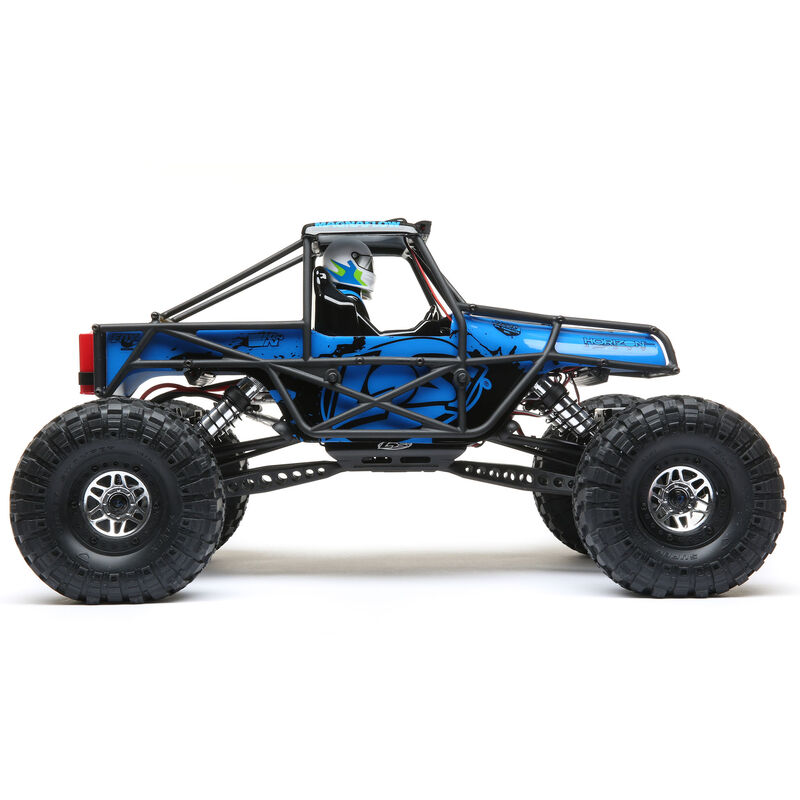 1/10 Night Crawler SE 4WD Rock Crawler Brushed RTR, Blue