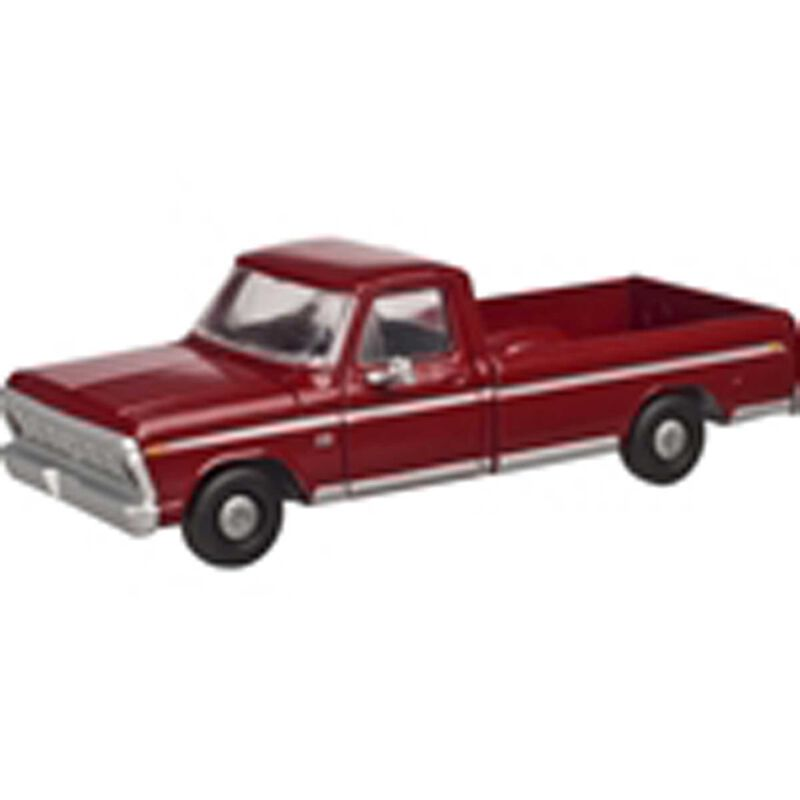 O Ford F-100 Pickup Undecorated