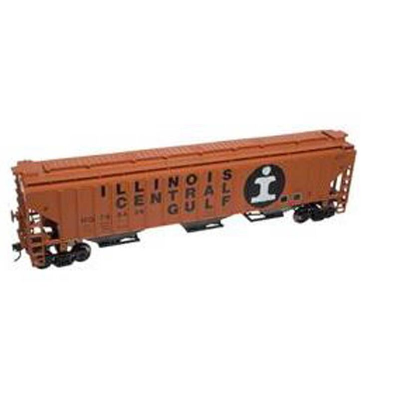 O Trainman PS 4750 Covered Hopper, ICG (2R)