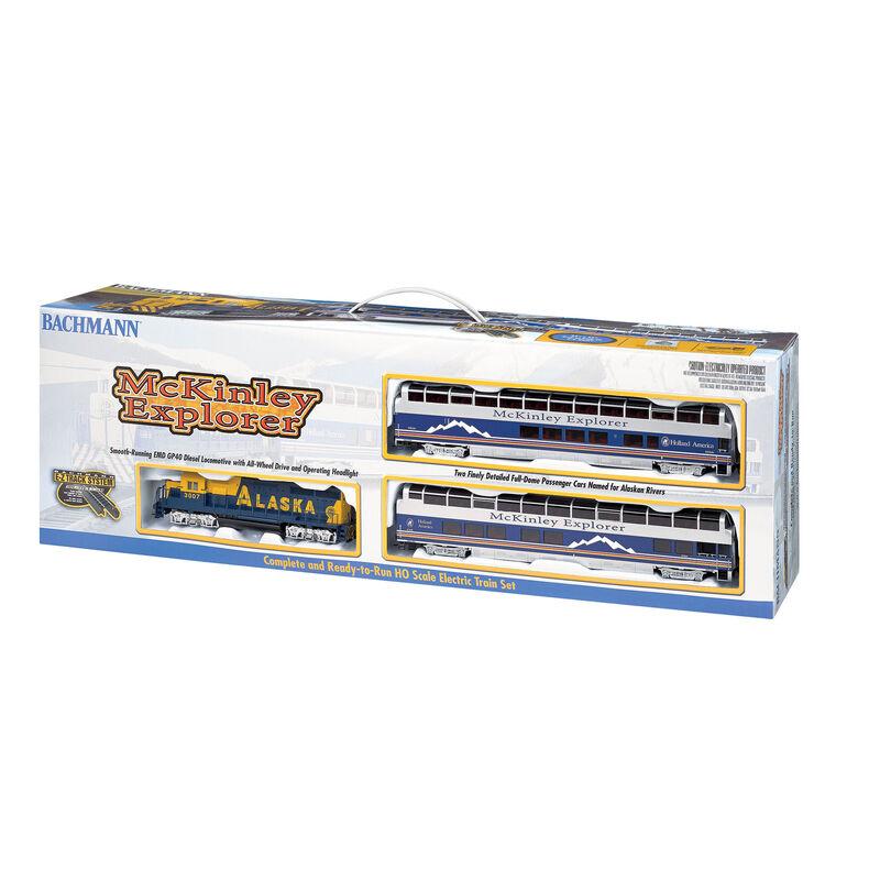 HO McKinley Express Train Set