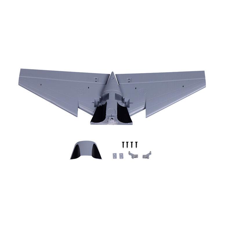 Horizontal Stab: Yak 130, Grey