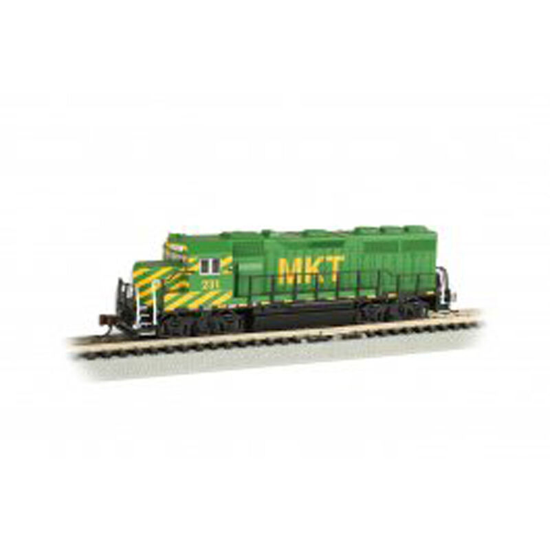 N GP40 MKT #231