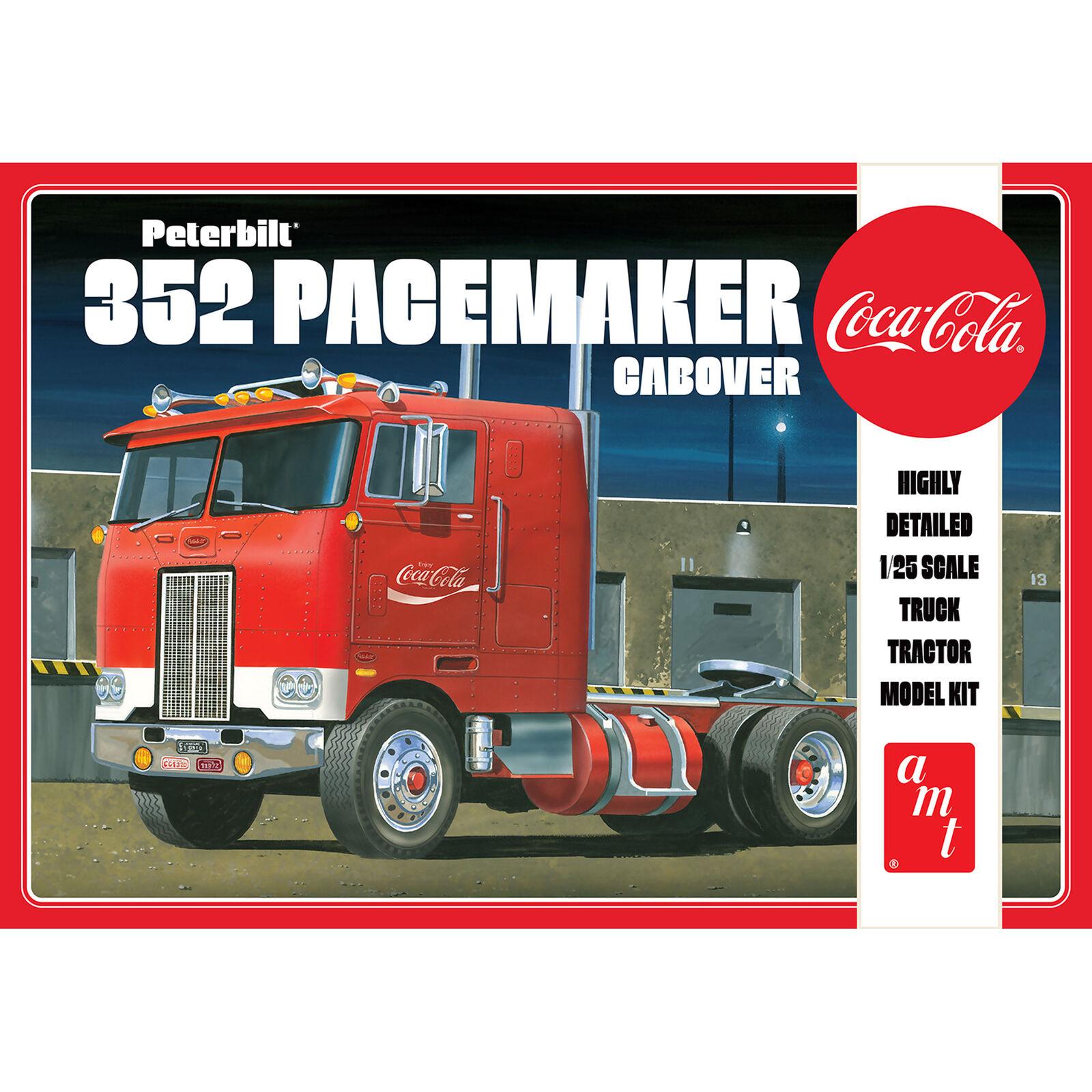 1/25, Peterbilt 352 Pacemaker Cabover, Model Kit
