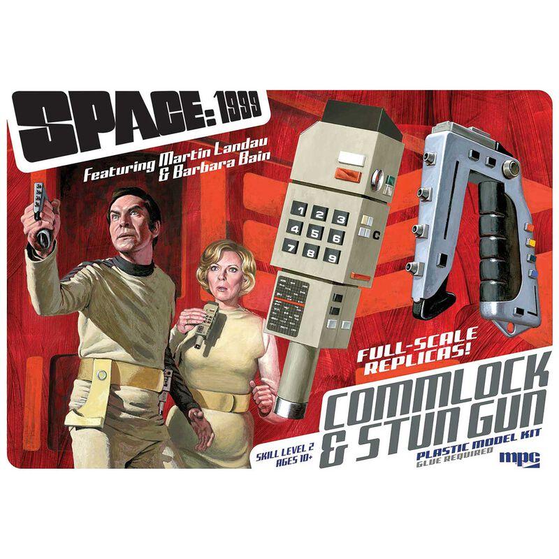 Space: 1999 Stun Gun & Commlock