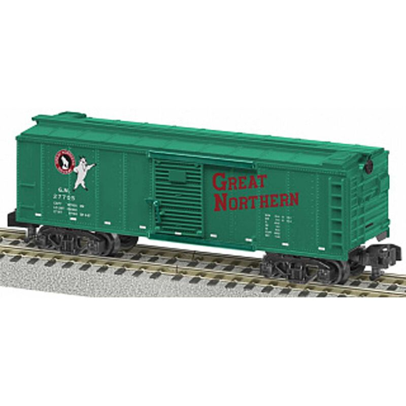 S Boxcar GN #27705