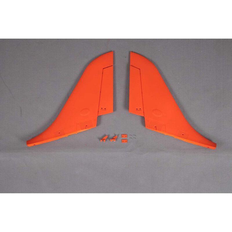 Vertical Stabilizer: Super Scorpion 90mm