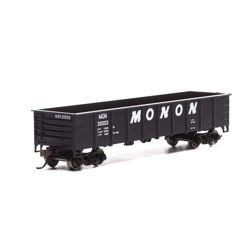 HO 40' Gondola Monon #30003