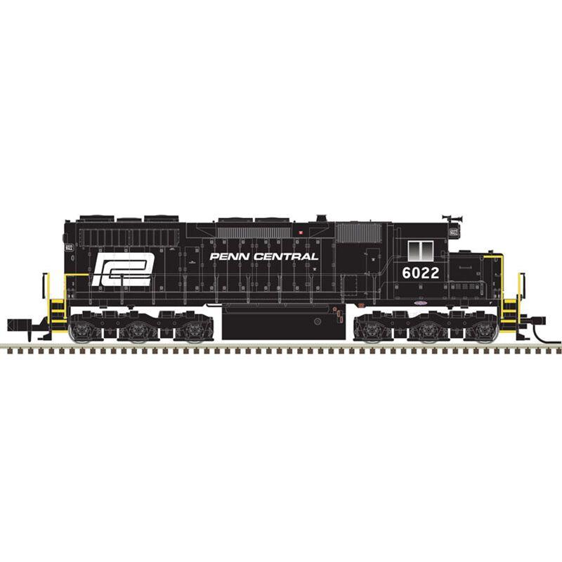 HO SD35 w DCC & Sound PC #6014