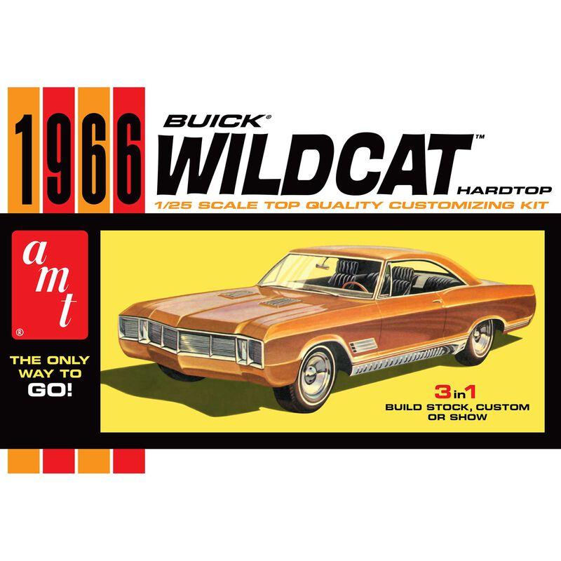 1/25 1966 Buick Wildcat