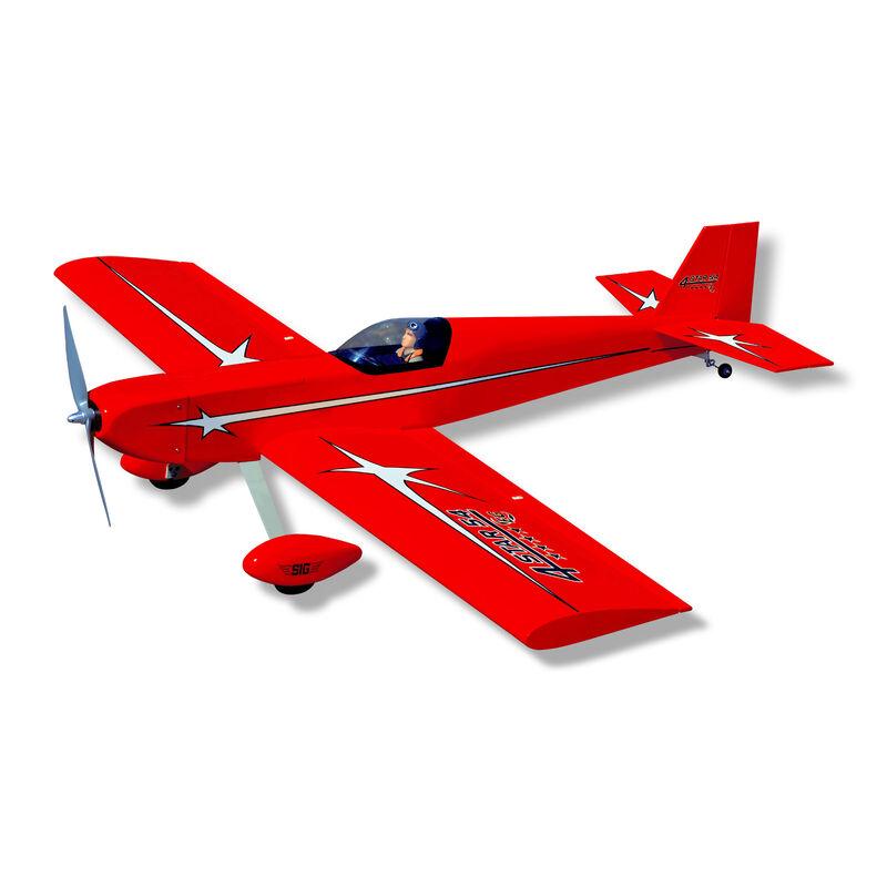 4-STAR 54 EG ARF, Red