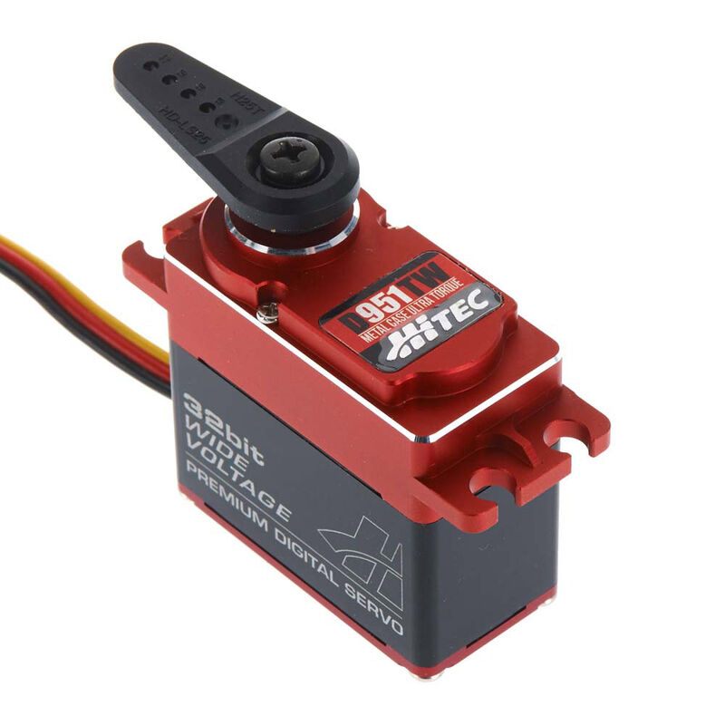 D951TW Standard Digital High Torque Titanium Gear Servo