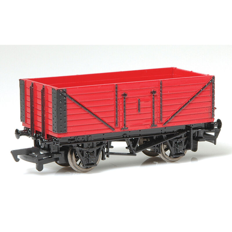 HO Open Wagon, Red