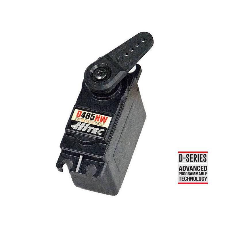 D485HW Standard Digital Wide Voltage Karbonite Gear Servo
