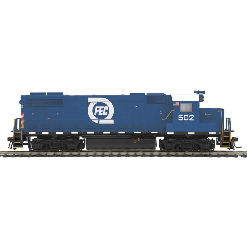 HO GP38-2 w NMRA FEC #502