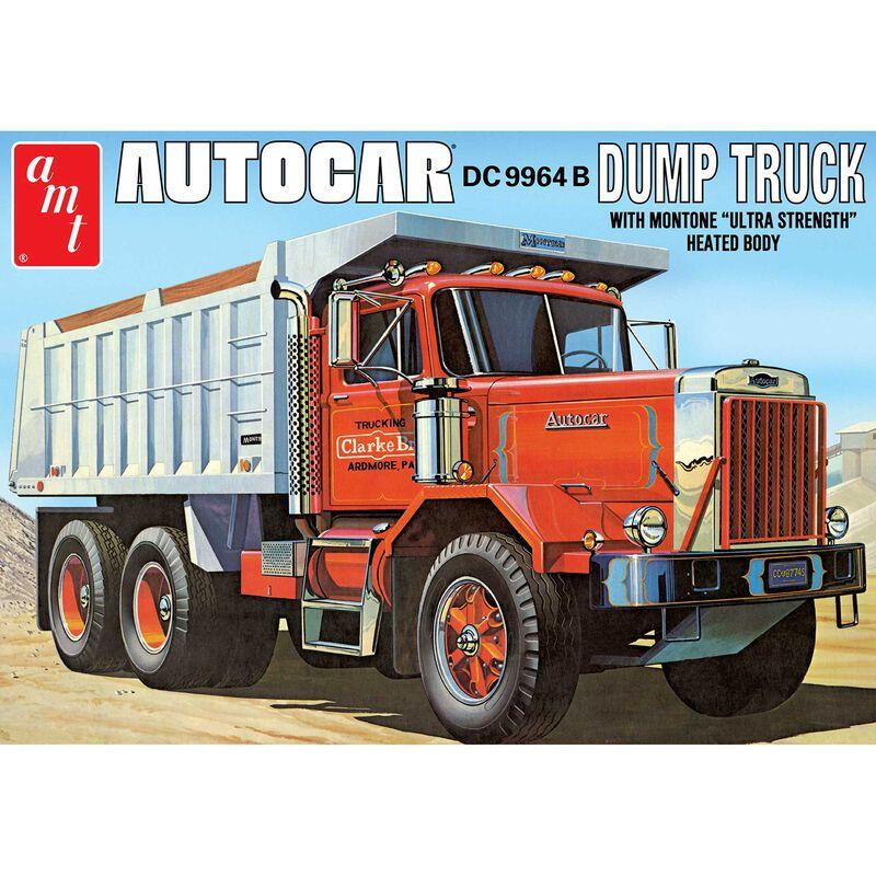 1/25 Autocar Dump Truck