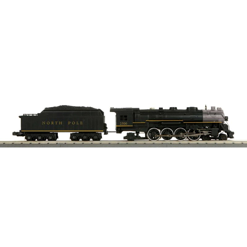 O-27 4-8-2 L-3 Mohawk with PS3 North Pole #2500
